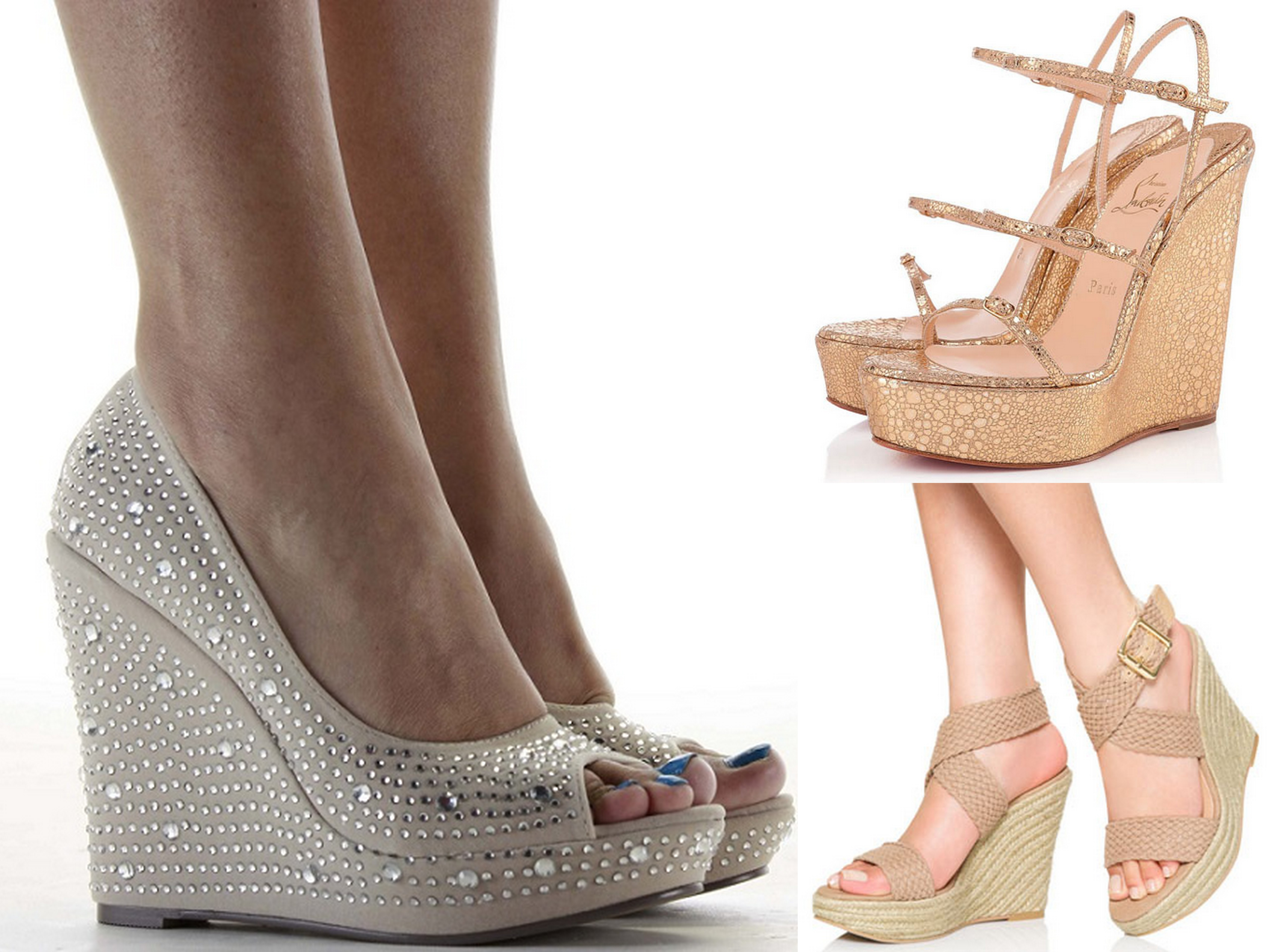 Trend: Wedges!