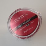 pond's age miracle night cream review