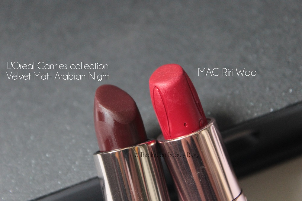 aishwarya rai cannes 2015 lipstick