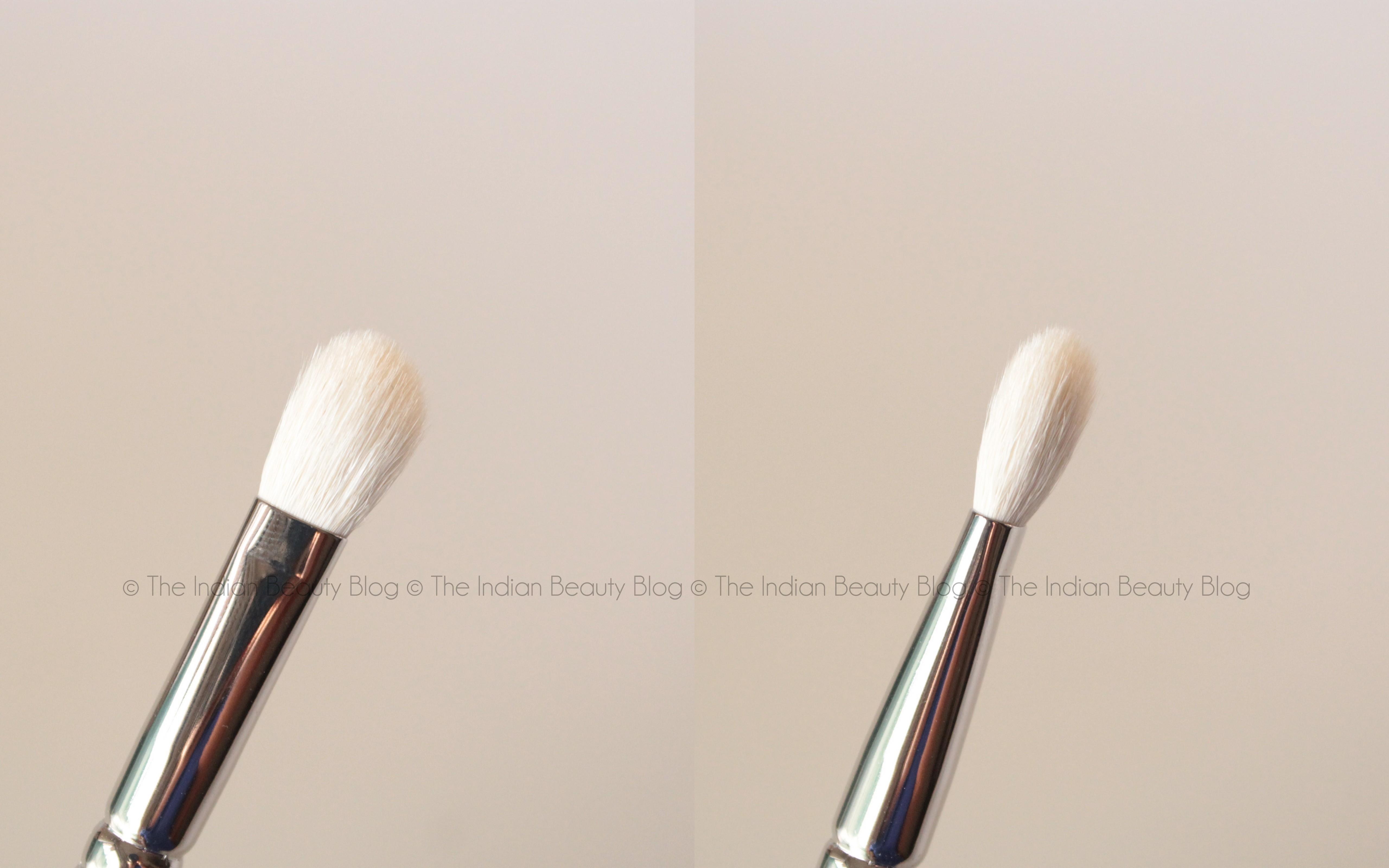 Basic info on MAC 217 Blending Brush