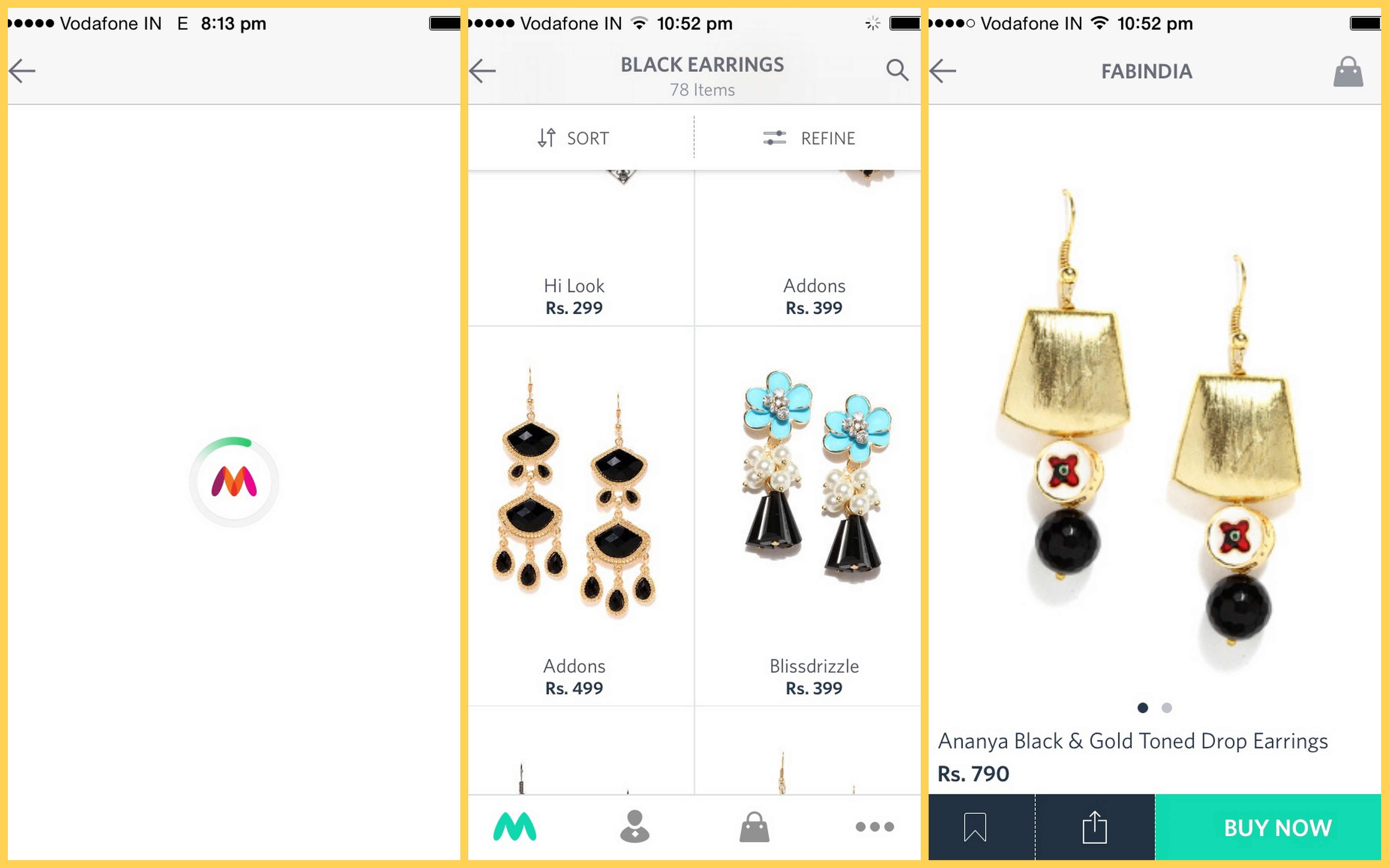 Myntra com online shopping india