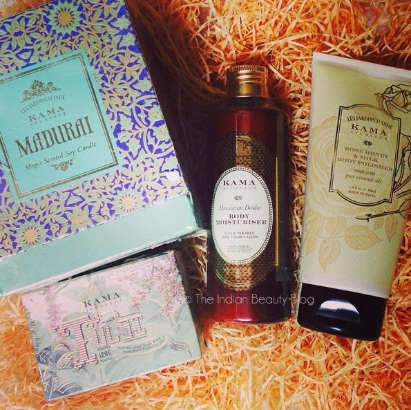 kama ayurveda new products