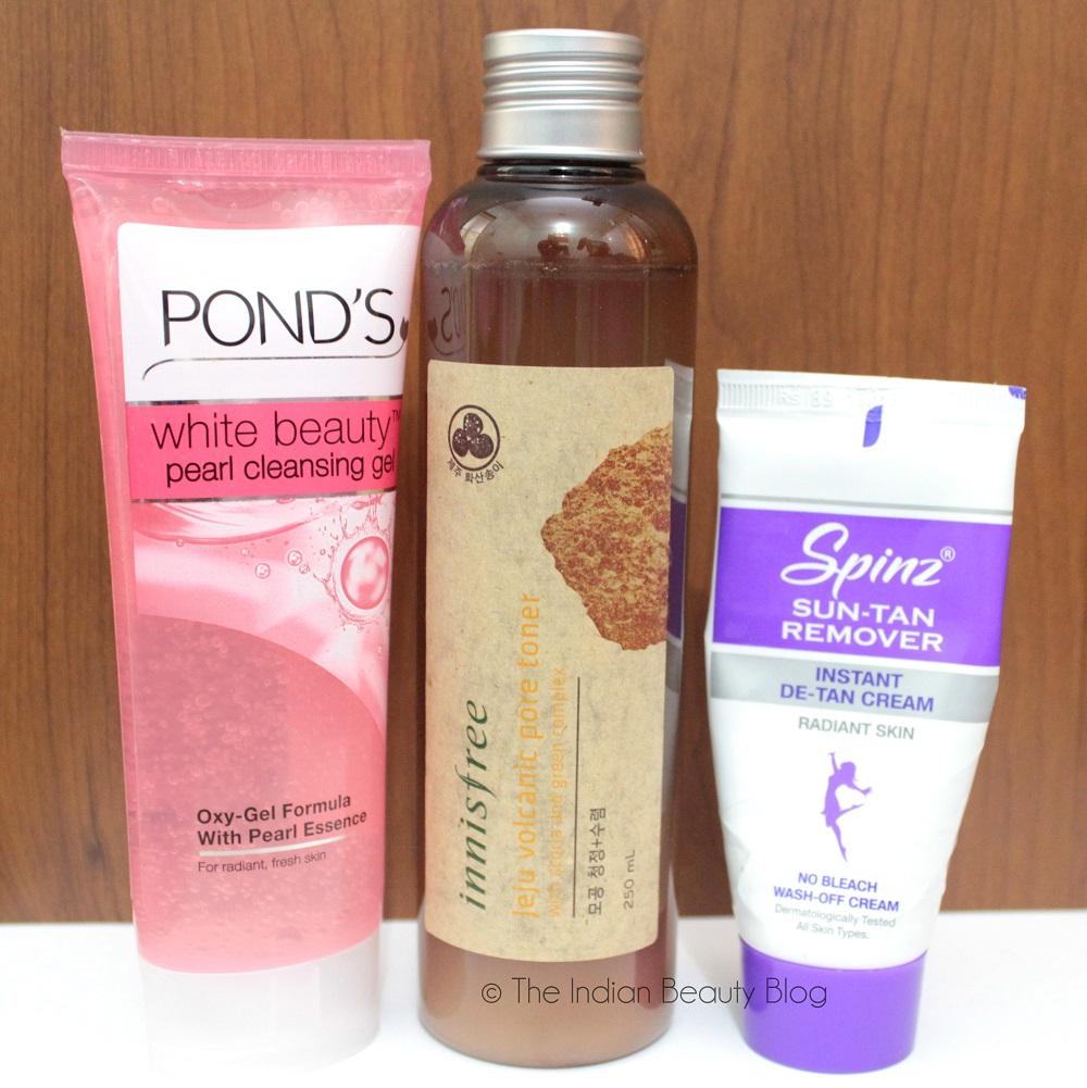 skincare routine oily skin
