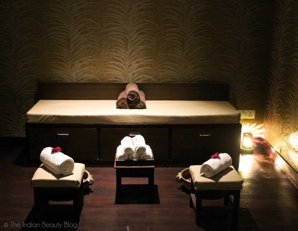 tattva spa four points by sheraton agra
