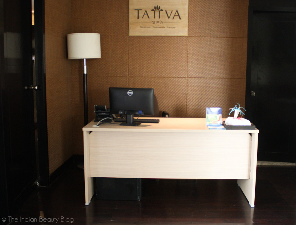 tattva spa four points by sheraton agra