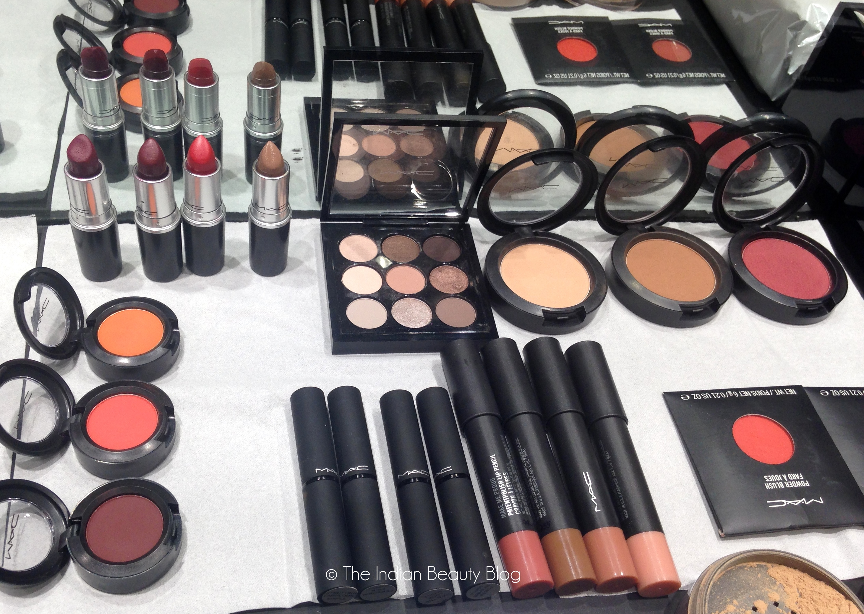 new mac launches india mac cosmetics ...