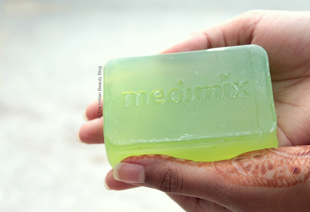 medimix natural glycerine soap review