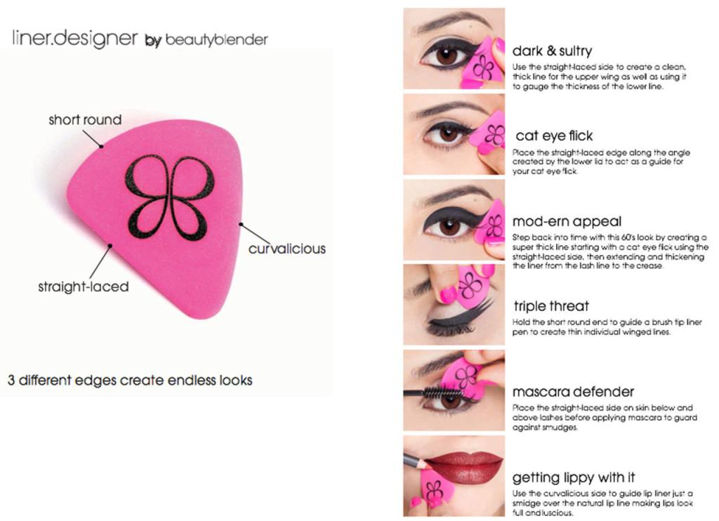 Beauty News New Liner Designer From Beauty Blender The
