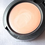 mac cream color base hush review swatch price india