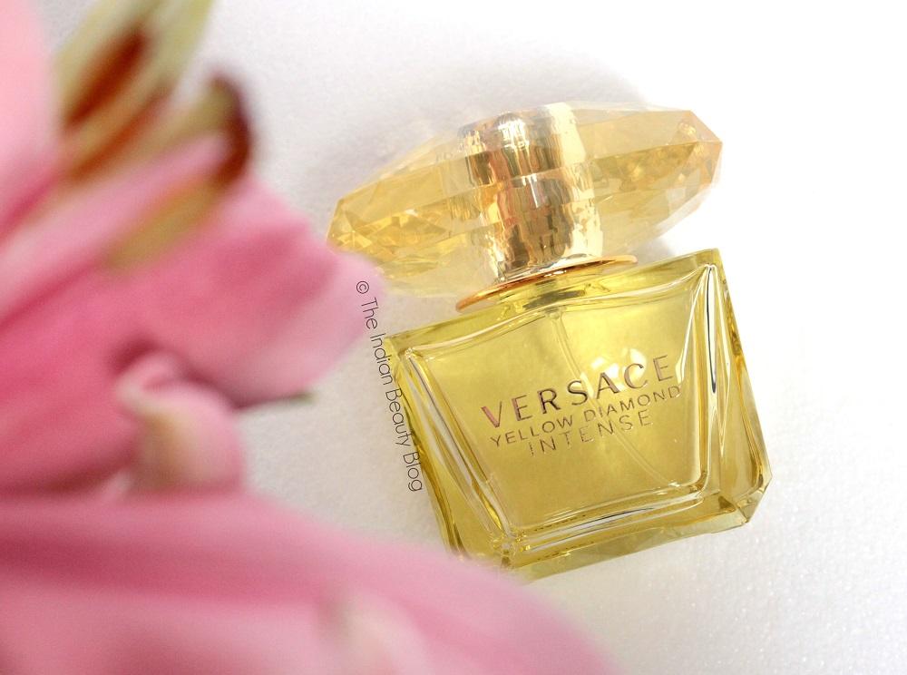 versace yellow diamond intense edp review price india