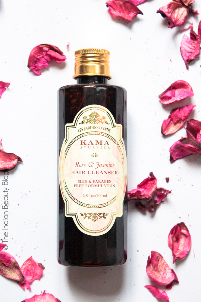 Kama Ayurveda- Rose and Jasmine hair cleanser