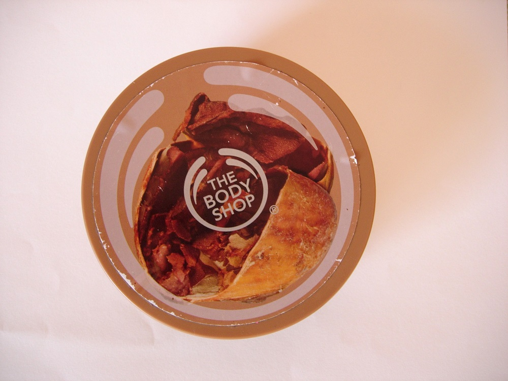 the body shop cocoa butter body butter review