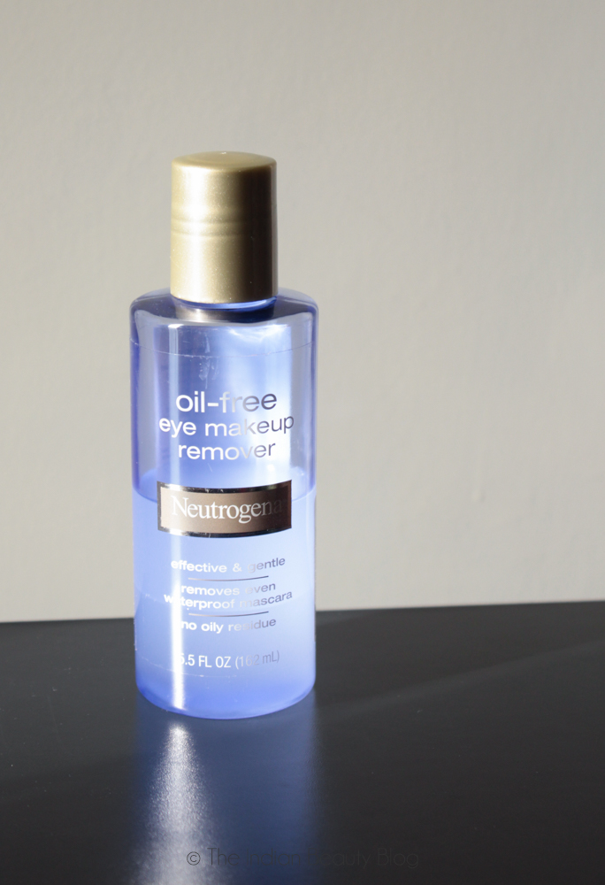 Neutrogena Oil Eye Makeup Remover Indian
