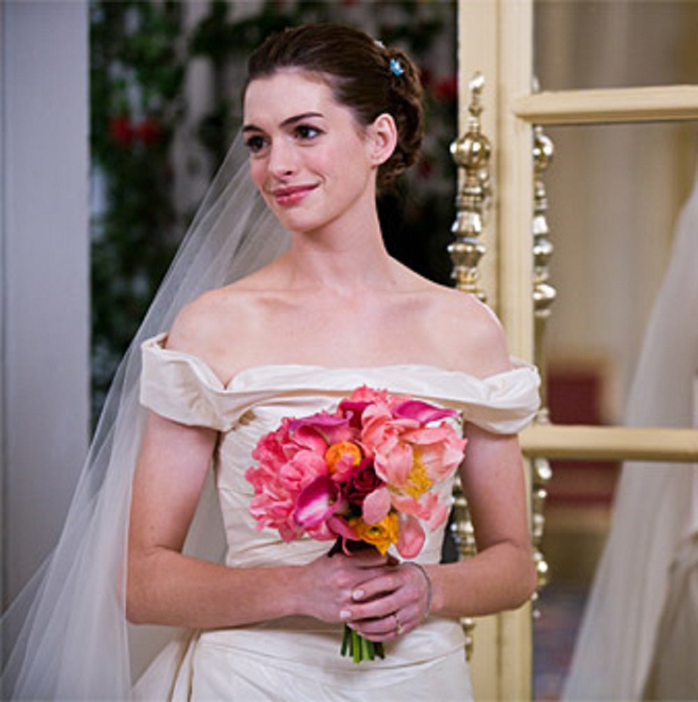 Best Hollywood bridal looks- The Indian Beauty Blog | Indian bridal ...