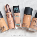 best foundation oily skin indian beauty blog