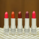 lakme enrich matte lipstick review swatches