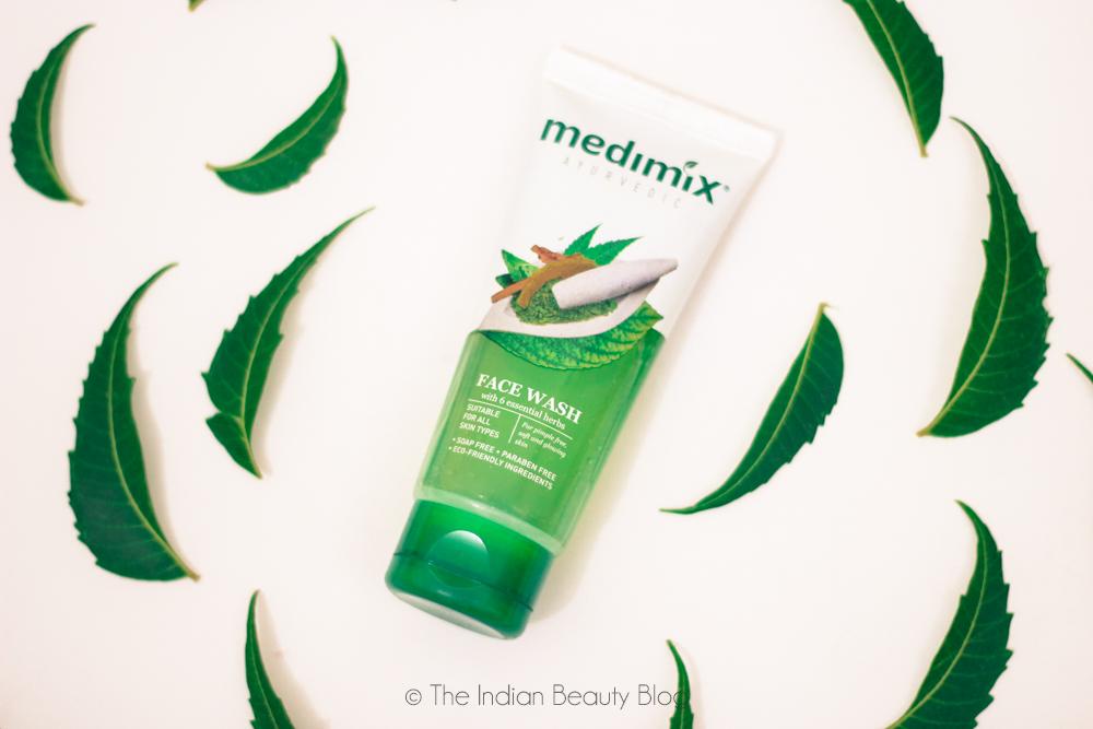 medimix ayurvedic face wash review indian beauty blog