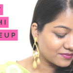 Rakhi makeup tutorial