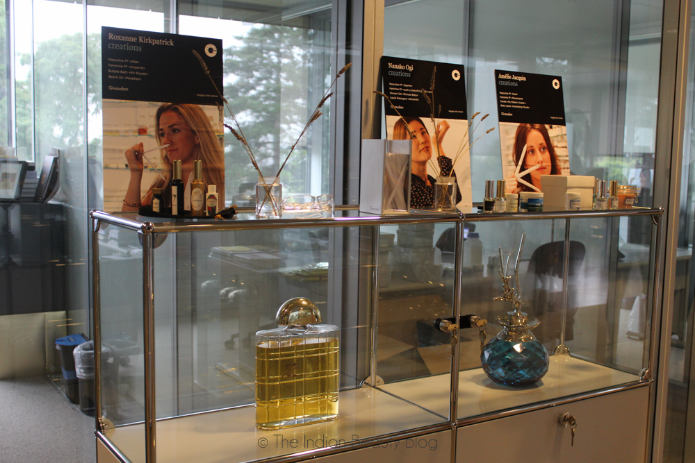 givaudan perfume school paris