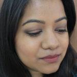 matte makeup look