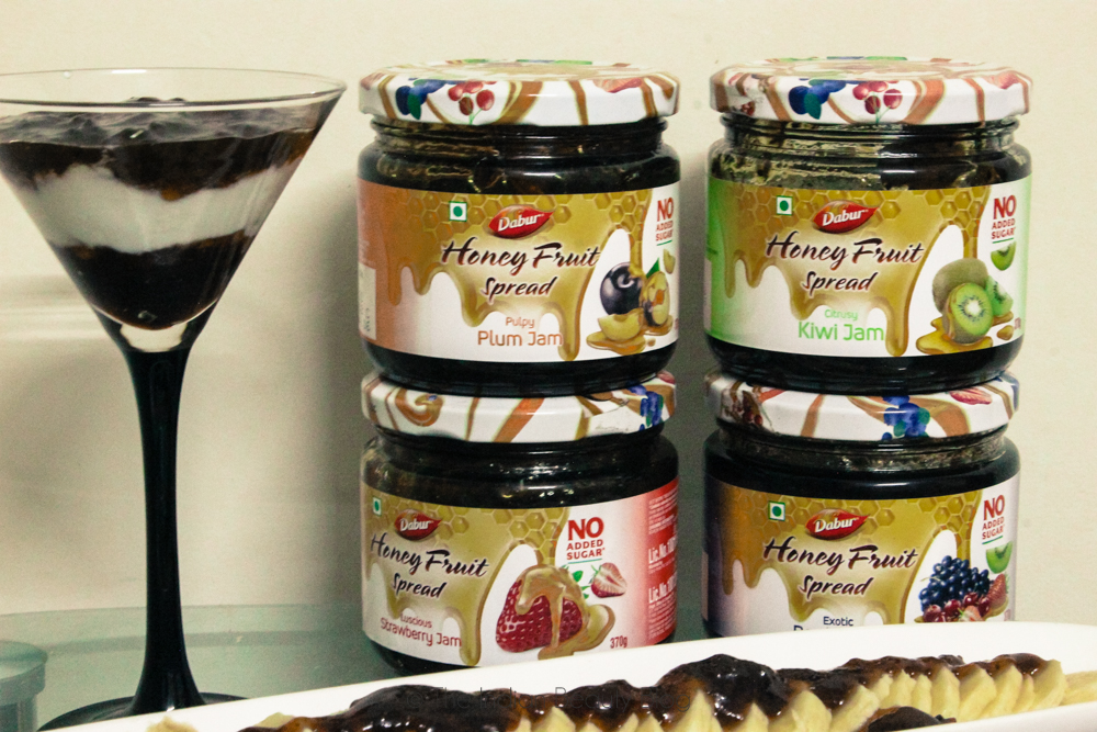 dabur honey fruit spread