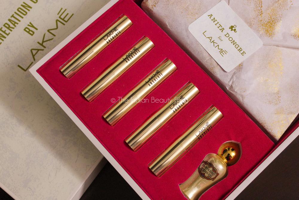 lakme absolute argan oil lip color review swatch