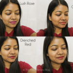 lakme absolute argan oil lip color review swatch
