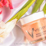 vichy double peel mask