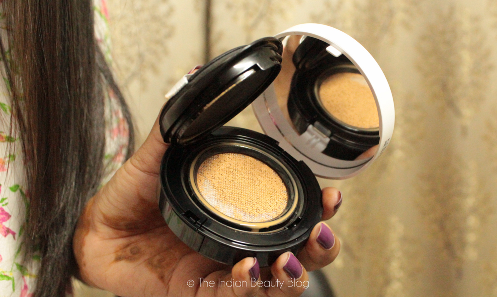 the body shop soft nude cushion foundation