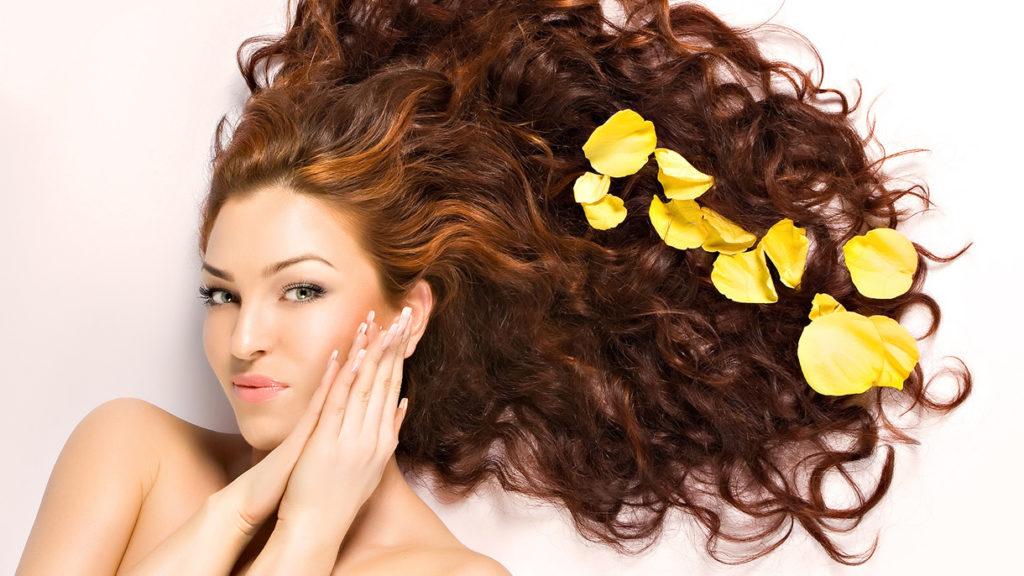 kitchen hair care hacks