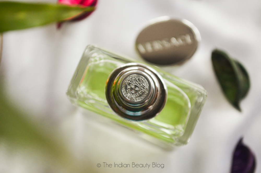 versace versense edt review india