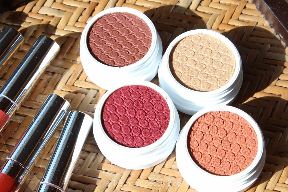 colourpop eyeshadow swatches