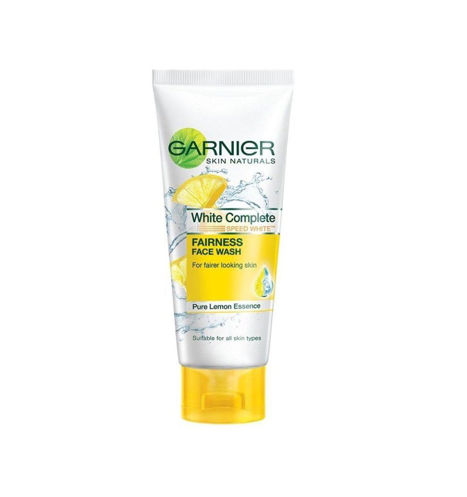 Garnier Skin Naturals white Complete Face Wash