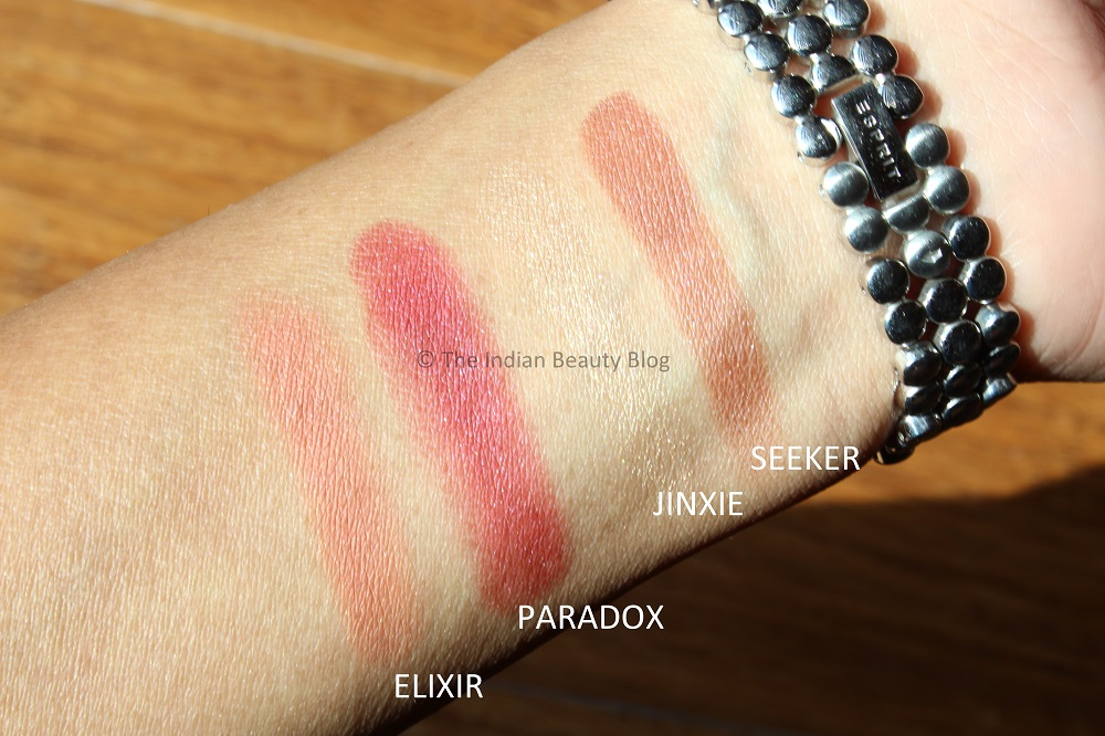 colourpop makeup swatches reviews