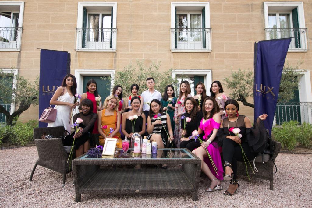 lux ambassador ritu france trip