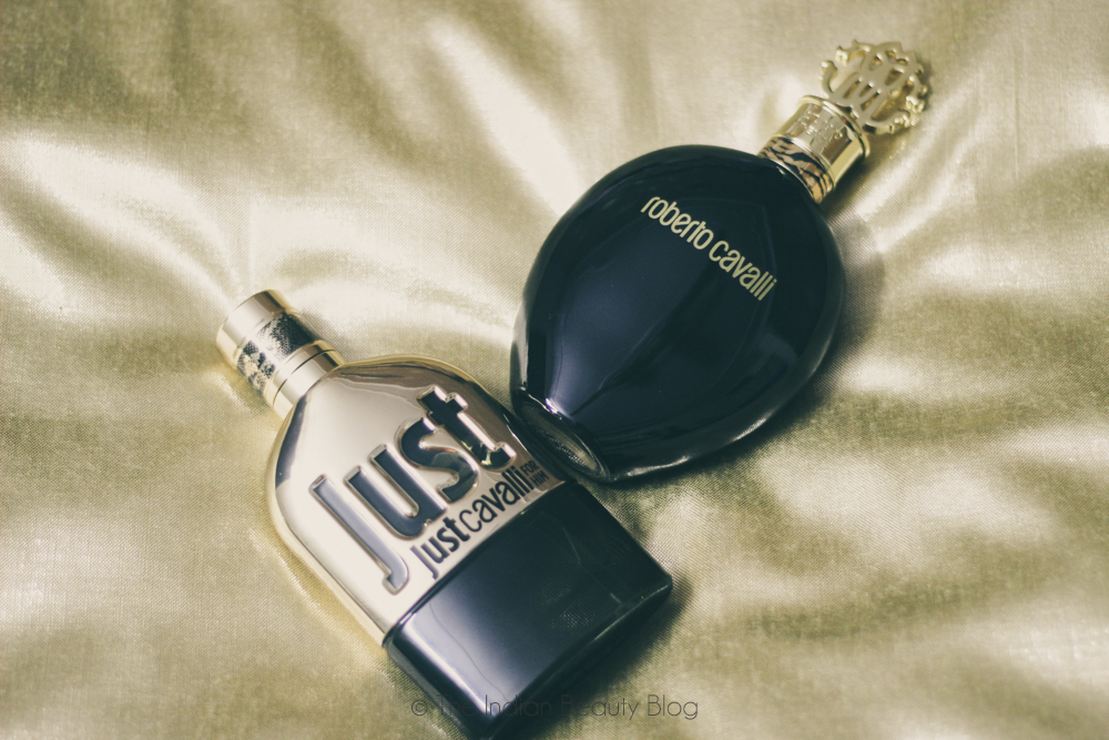 roberto cavalli perfumes for him and her