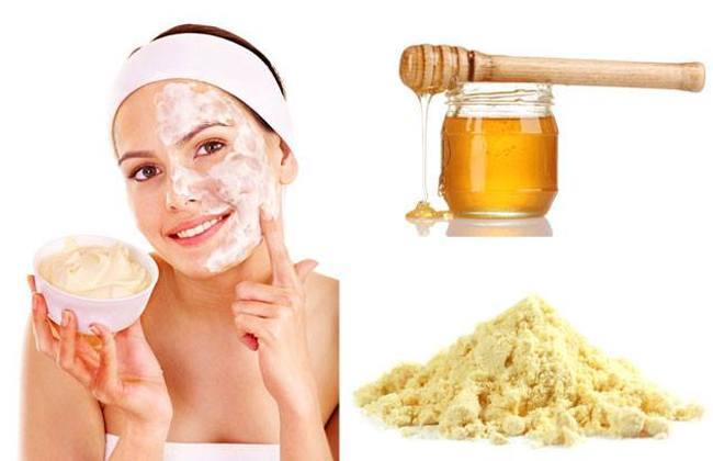 oily skin diy face packs