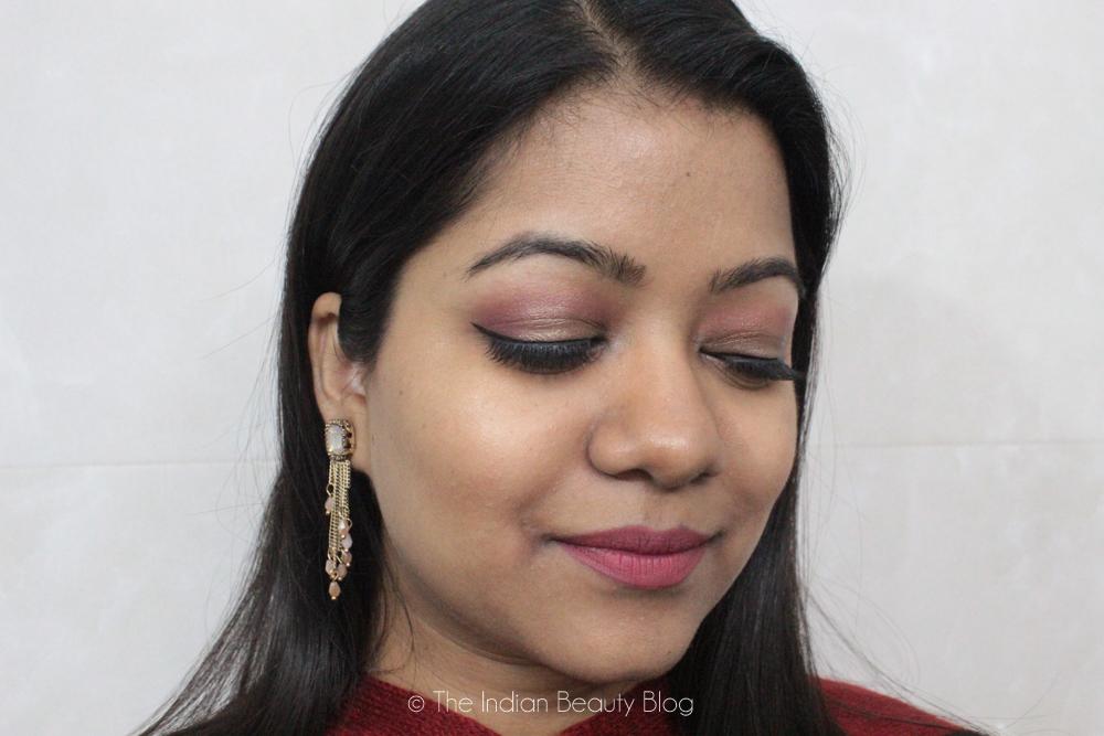 winter makeup indian beauty blog