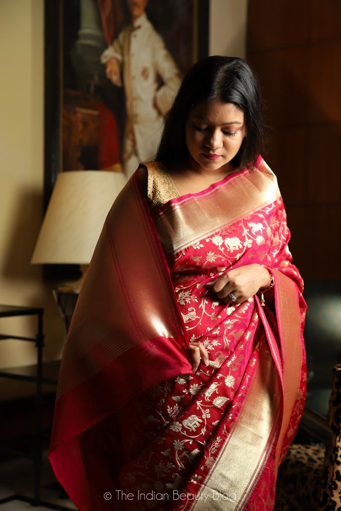 banarasi saree india