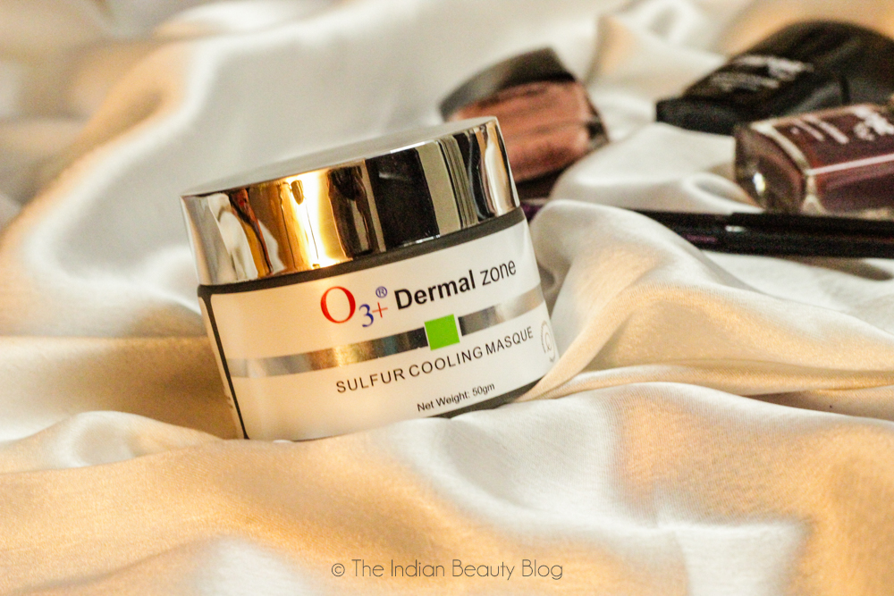 o3+ sulfur cooling mask review